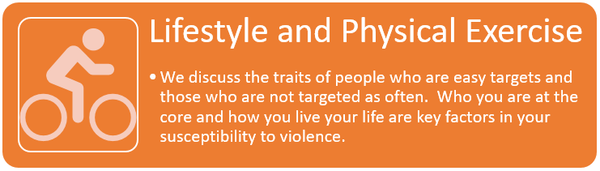 Lifestyle and Physical Exercise for Self-Defense