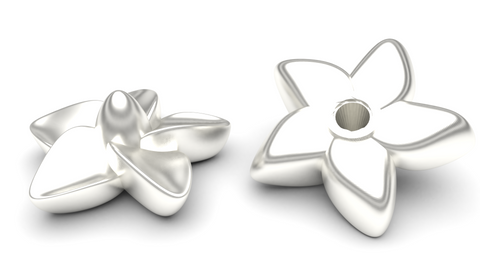Plumeria Defender Ring™ (Top Only) Self Defence Jewelry
