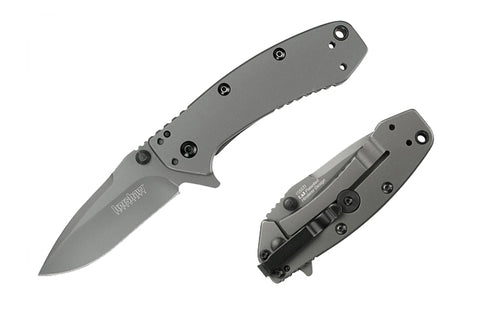 Silver Sharp Folding Pocket Knife