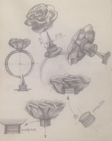 Sketch of Functionality of Defender Ring™
