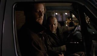 Two Burglars Canvassing Home - Home Alone Wet Bandits