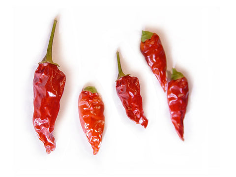 Chilies for Pepper Spray