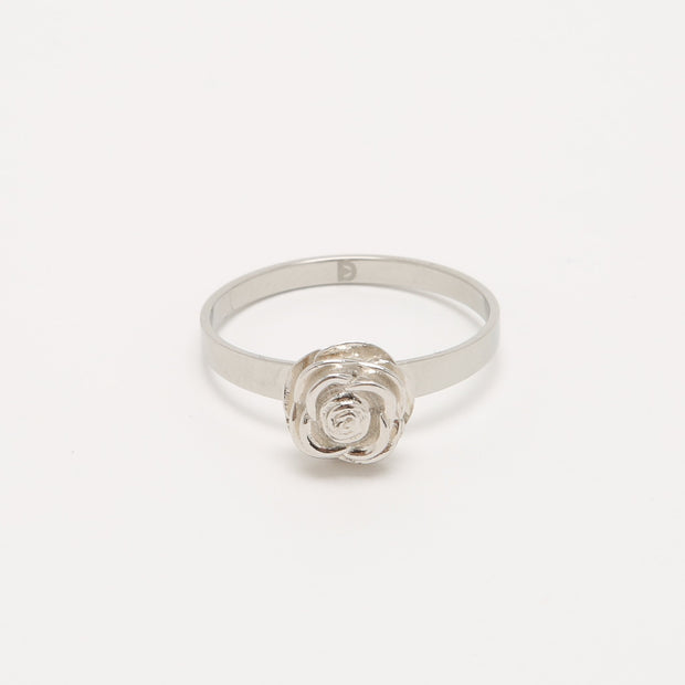 Self Defense Jewelry with Beautiful Rose Flower | Defender Ring