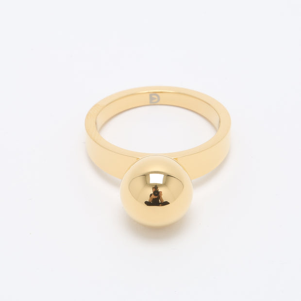 Sphere X, 14K Gold