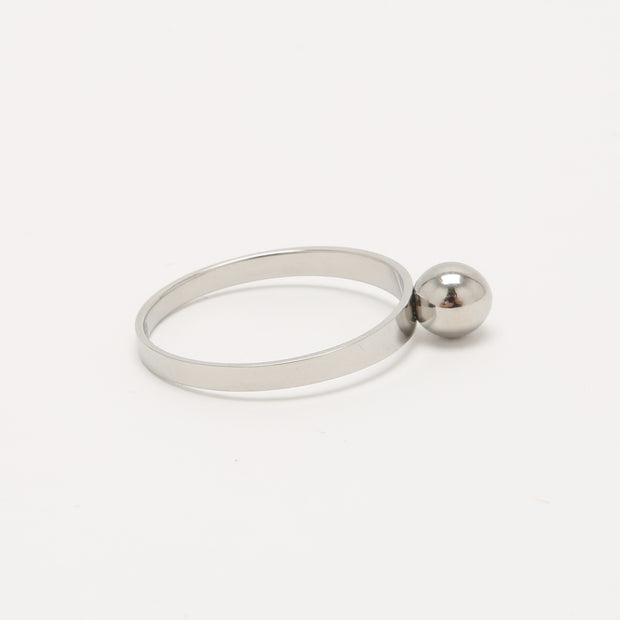 Stainless Steel Self Defense Ring | Sphere Defender Ring