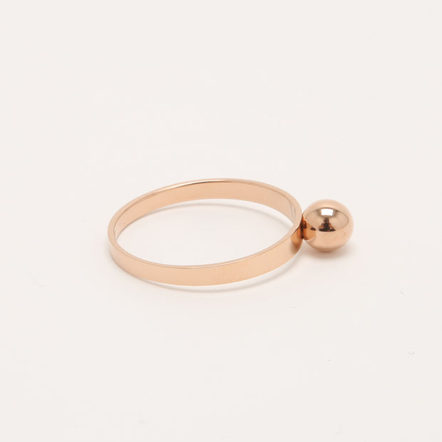 Sphere, Rose Gold