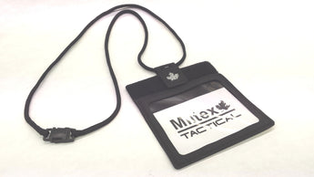 HANK ID Lanyard Type IA - Miltex Tactical
