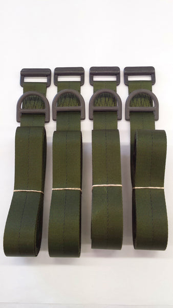 A7A Strap Set (NSN: 5340-99-395-8660) - Miltex Tactical