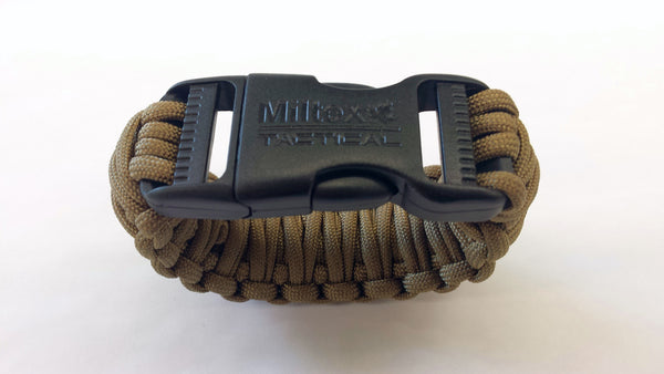 Cobra Wristband - Triple - Miltex Tactical