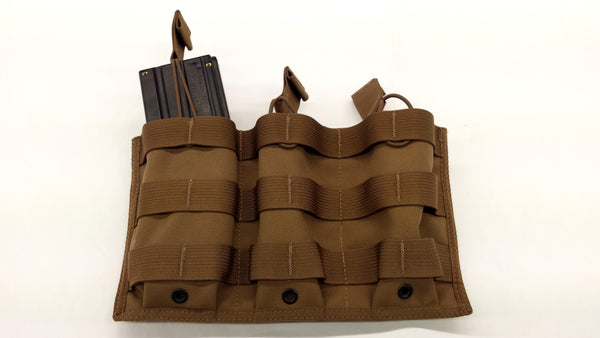 5.56x45 (30 rnd) Triple Shingle Magazine Pouch