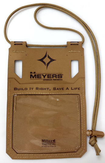 B.E. Meyers HANK ID Lanyard Type V Alpha - Miltex Tactical