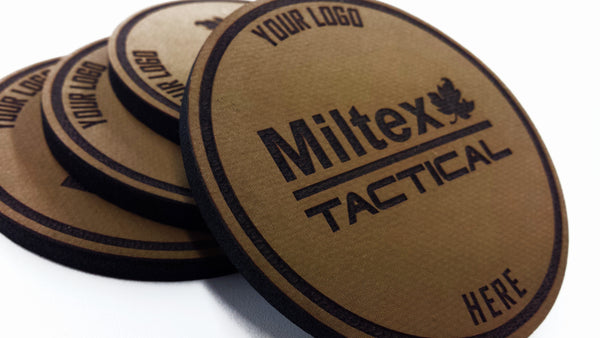 HANK Beverage Coaster Set (Type 1) (4 Pack) - Miltex Tactical