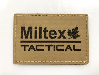 "HANK (HD Etched) 2""x3"" Miltex Tactical Patch"
