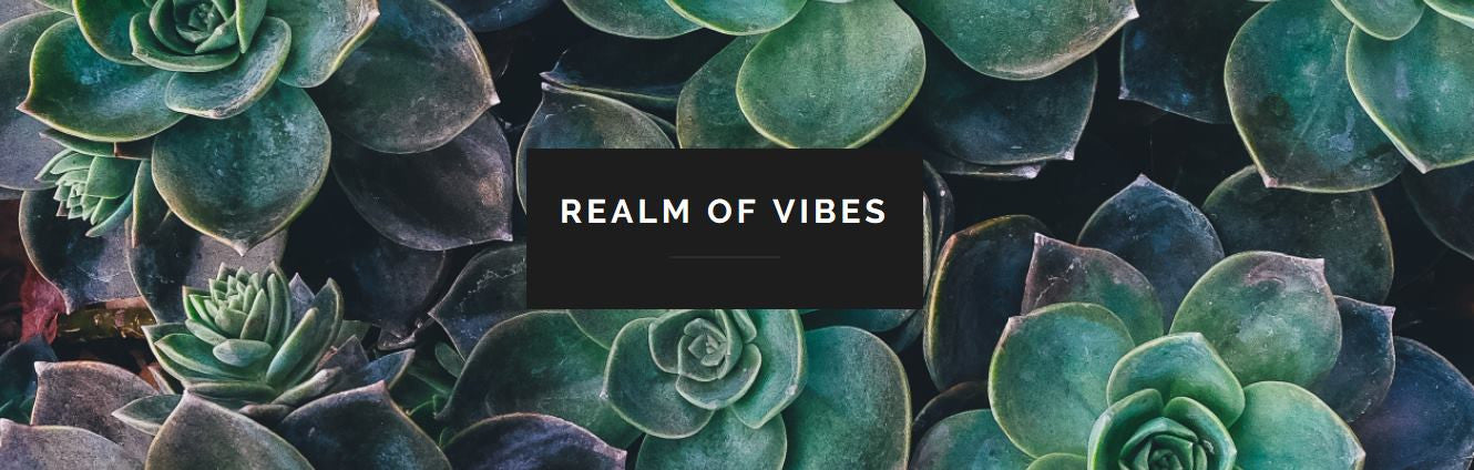 Peacebone Featured on Realm of Vibes