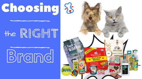 How to find and feed the right foods to your pet | Peacebonepet.com