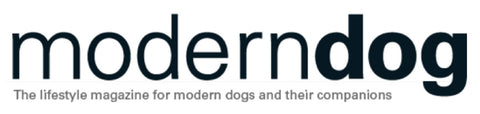 Peacebone Featured In Modern Dog Magazine