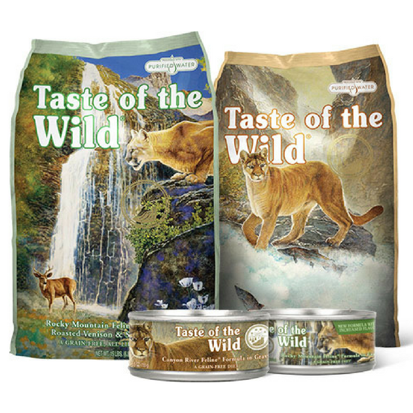 Top Brands | Taste of the Wild | Peacebonepet.com