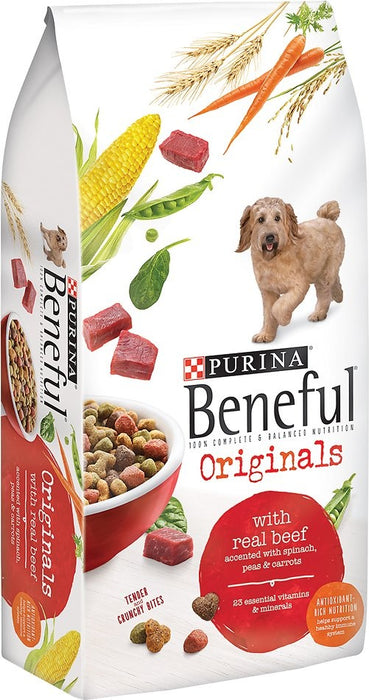 Beneful Originals with Real Beef Dry Dog Food