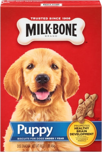 Milk-Bone Original Puppy Dog Biscuits