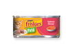 Friskies Pate Salmon Dinner Canned Cat Food