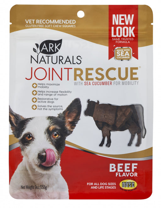 Ark Naturals Sea Mobility Joint Rescue Beef Recipe Jerky Treats