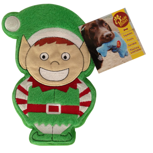 PrideBites Elf Holiday Dog Toy - PrideBites | Peacebone