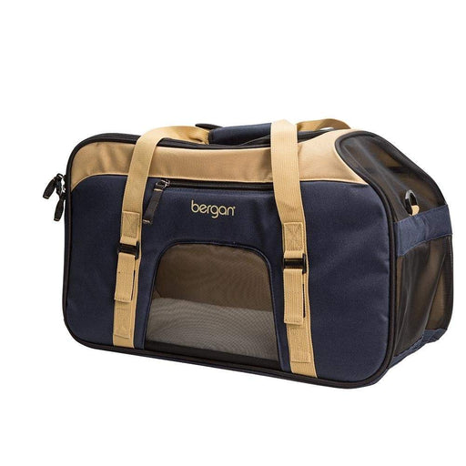 Bergan Pet Top Opening Comfort Carrier - Bergan Pet Products | Peacebone
