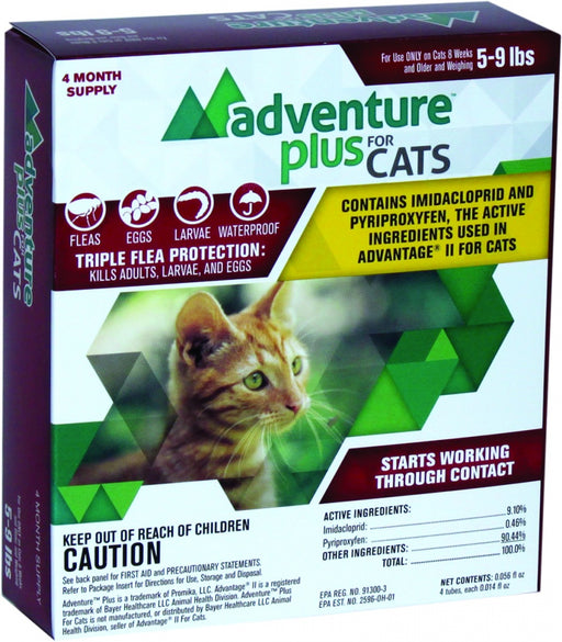 Promika Adventure Plus for Cats - Promika | Peacebone