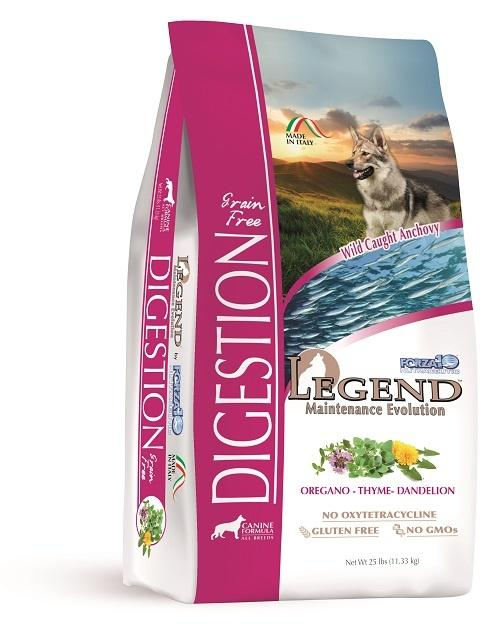 Forza10 Legend Digestion Maintenance Evolution Dry Dog Food - Forza10 | Peacebone