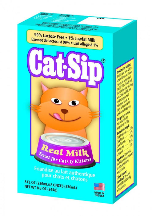 Pet-AG Catsip Milk Cat Treat - Pet-AG | Peacebone