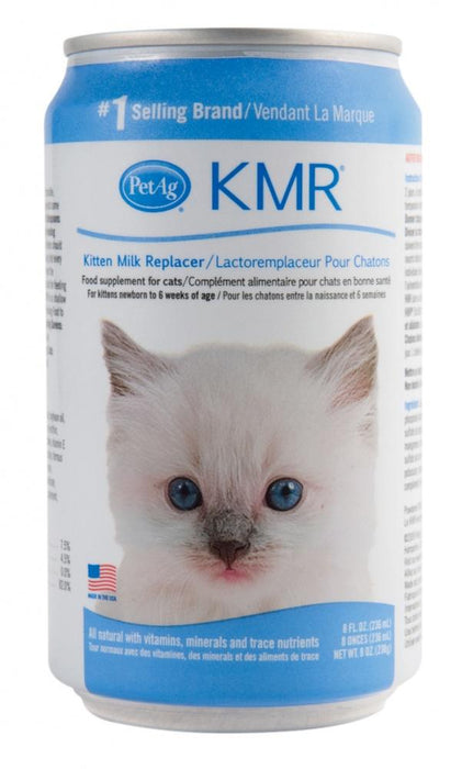 KMR Kitten Milk Replacer Liquid - Pet-AG | Peacebone