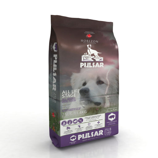 Horizon Pulsar Grain Free Pork Recipe Dry Dog Food