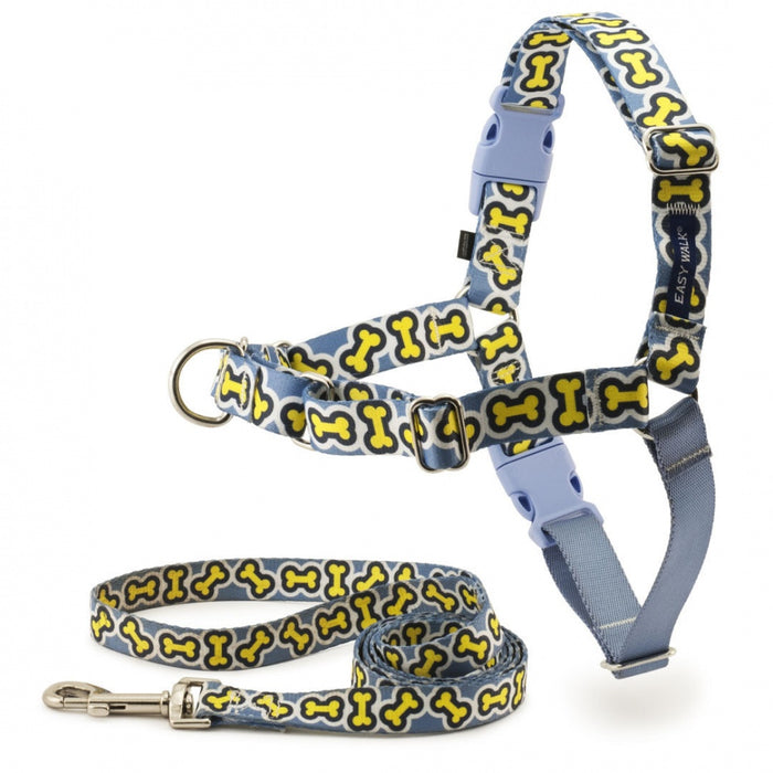 PetSafe Easy Walk Chic Bonez Dog Harness & Leash - PetSafe | Peacebone