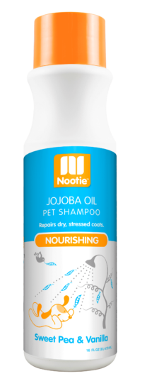 Nootie Sweet Pea & Vanilla Nourishing Jojoba Oil Shampoo for Dogs - Nootie | Peacebone