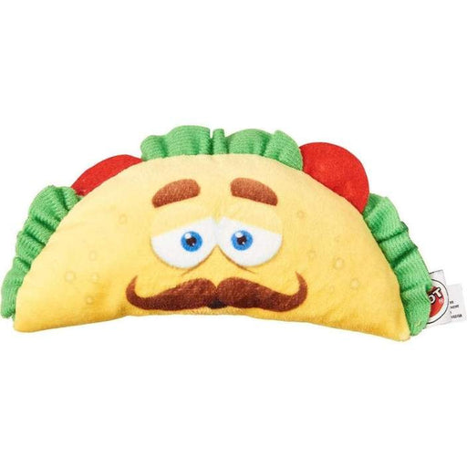 Ethical Fun Food Taco Plush Dog Toy