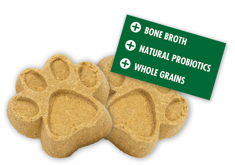 Nature's Logic Red Recipe Biscuit Dog Treats