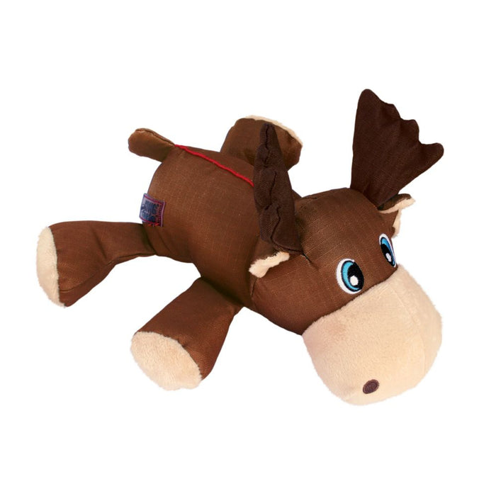 KONG Cozie Ultra Max Moose Dog Toy