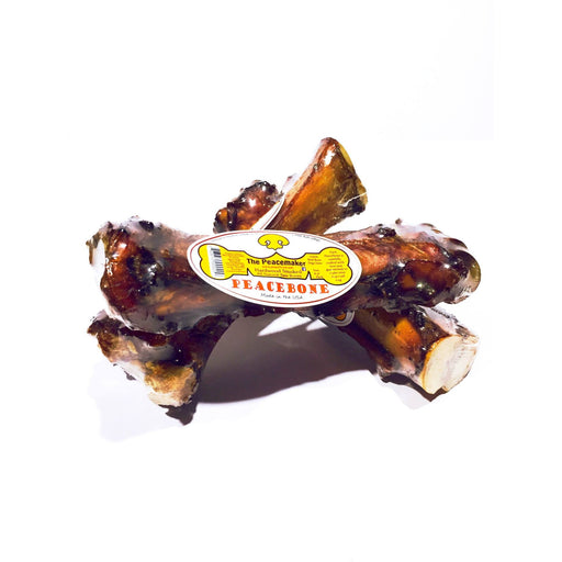 The Wolf Pack - Peacebone's All Natural Smoked Beef Bone Pack