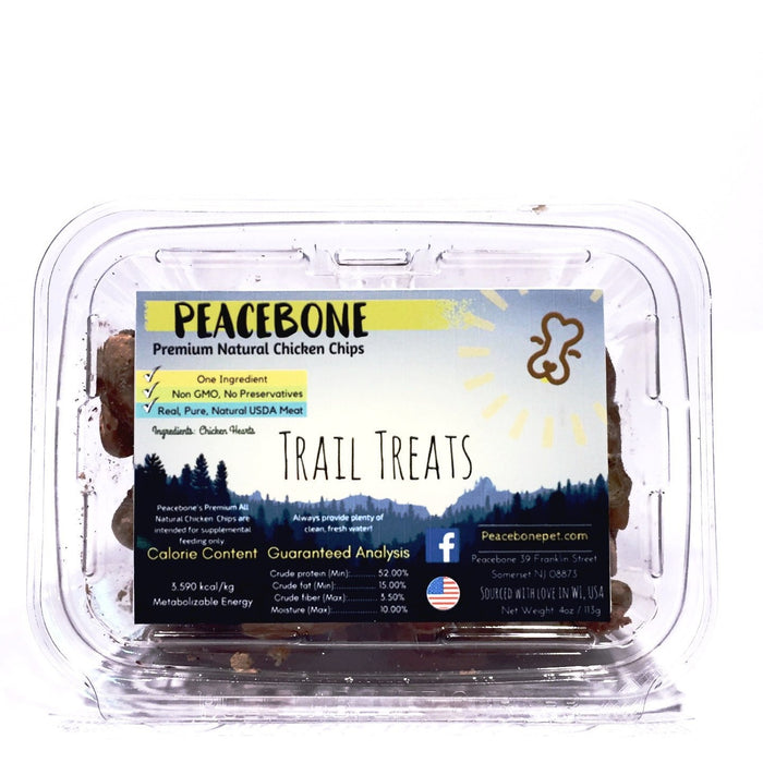 Peacebone's Premium All Natural Chicken Treats
