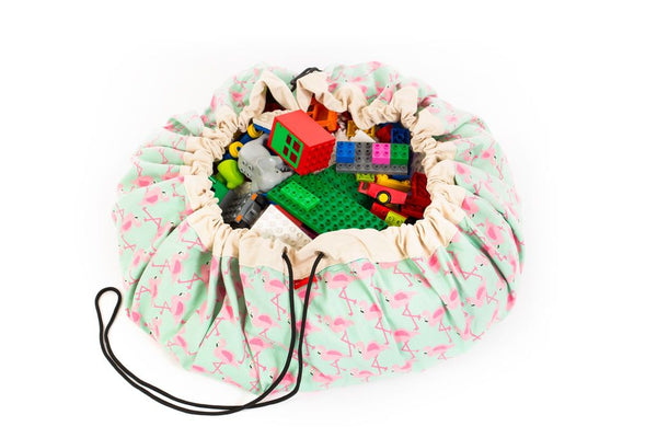 Sac de rangement tapis PLAY AND GO