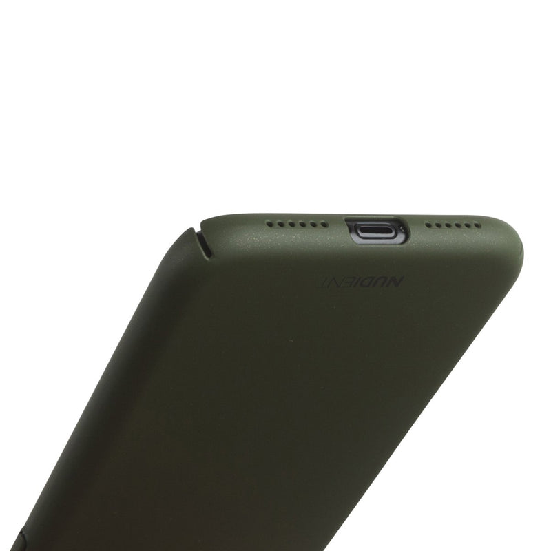 Thin iPhone 11 6,1 (XR) Case V2 - Majestic Green