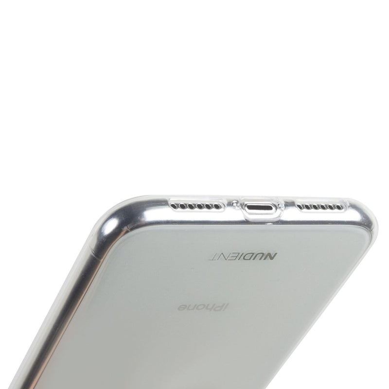 Thin glossy iPhone 11 6,1 (XR) case  - 100% transparent