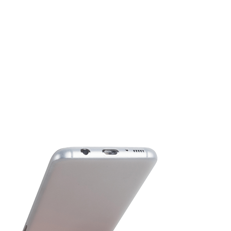 Super thin Samsung S8 case - Frosted transparent
