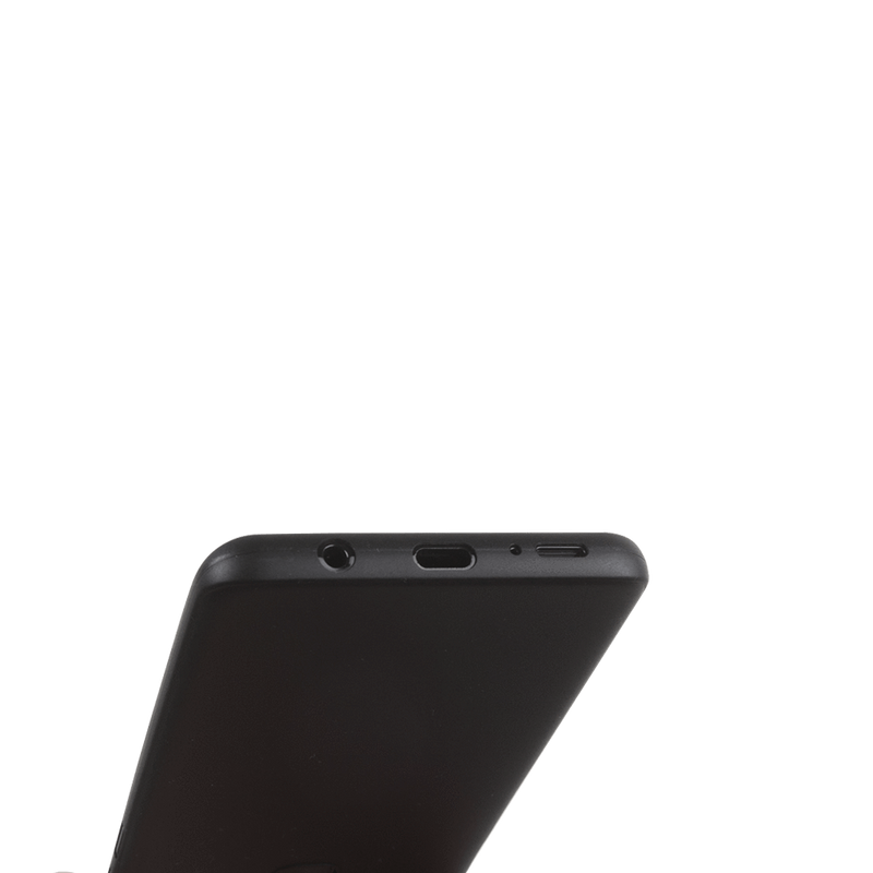 Super thin Samsung S8 Plus case - Solid black