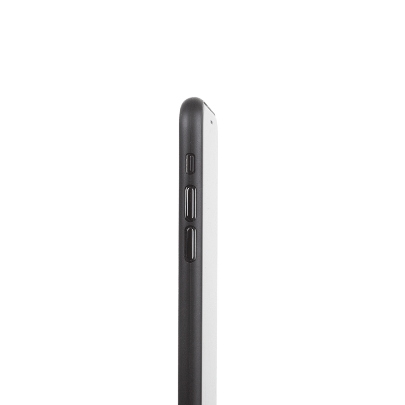 Super thin iPhone X case - Solid black