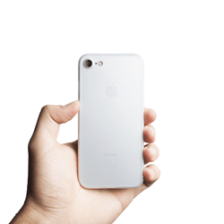 Super thin iPhone 8 case - Frosted transparent