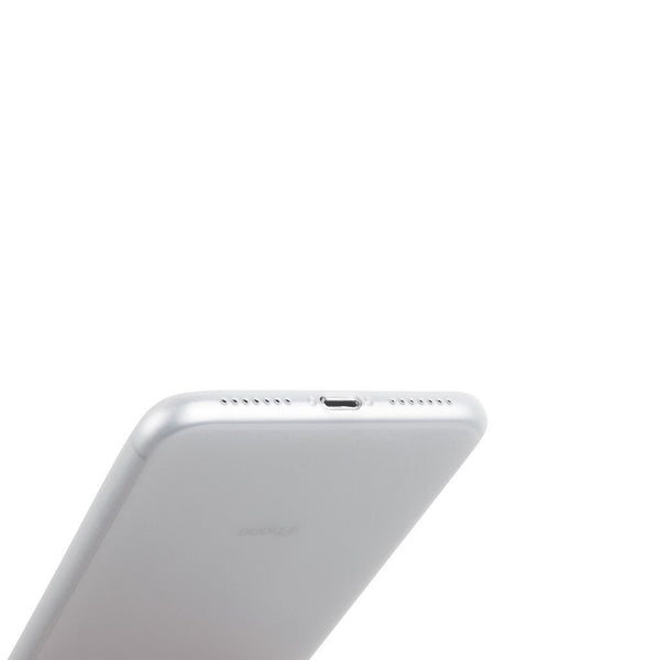 Super thin iPhone XS Max case 6,5  - Frosted transparent