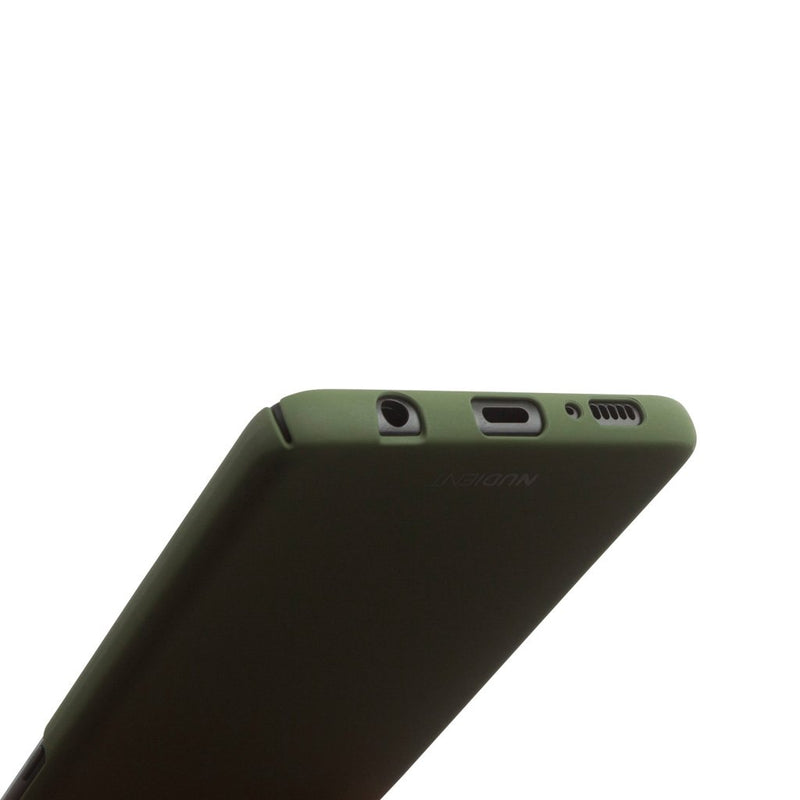 Thin Samsung S10+ Case V2 - Majestic Green
