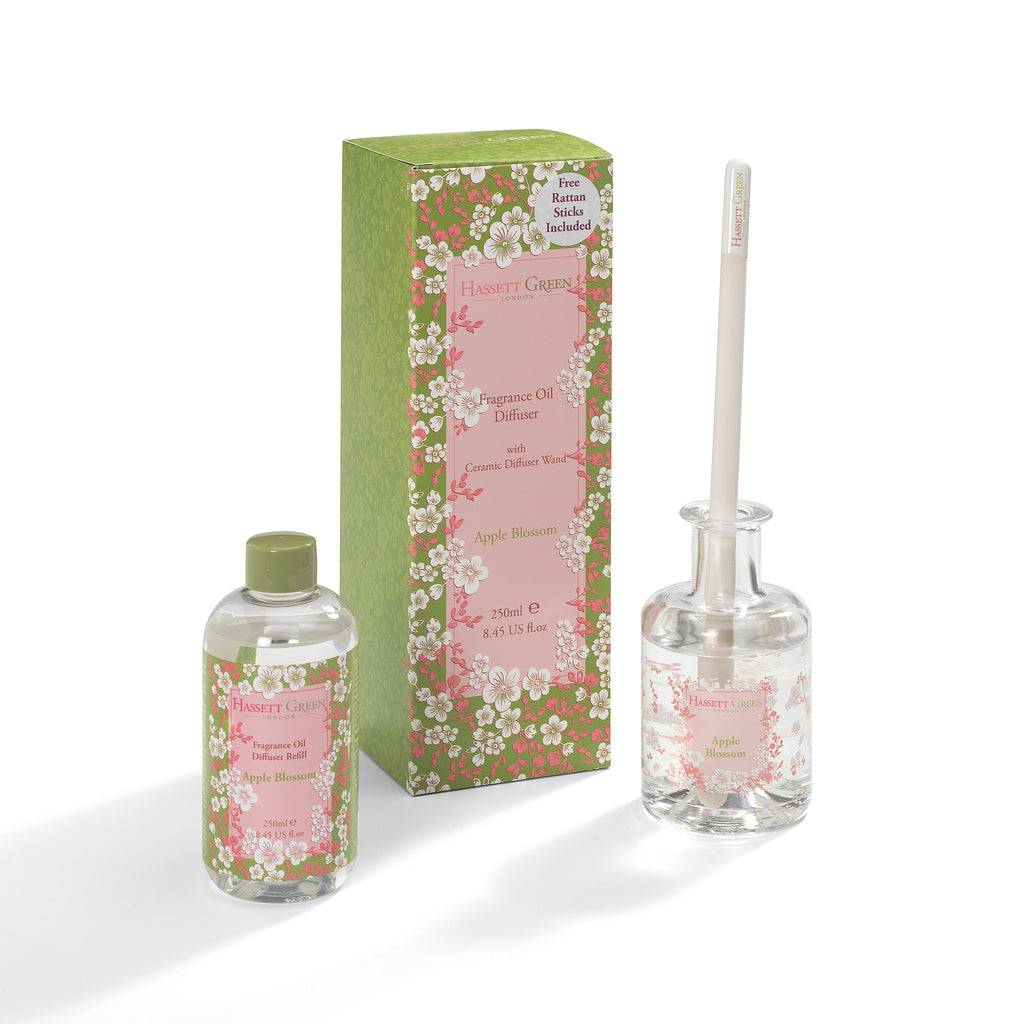 Apple Blossom - Fragrance Oil Diffuser 250ml