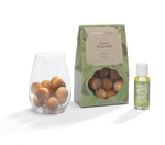 Black Forest - Scented Wooden Balls With Oil & Vase